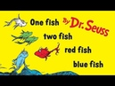 One Fish, Two Fish, Red Fish, Blue Fish Read Aloud