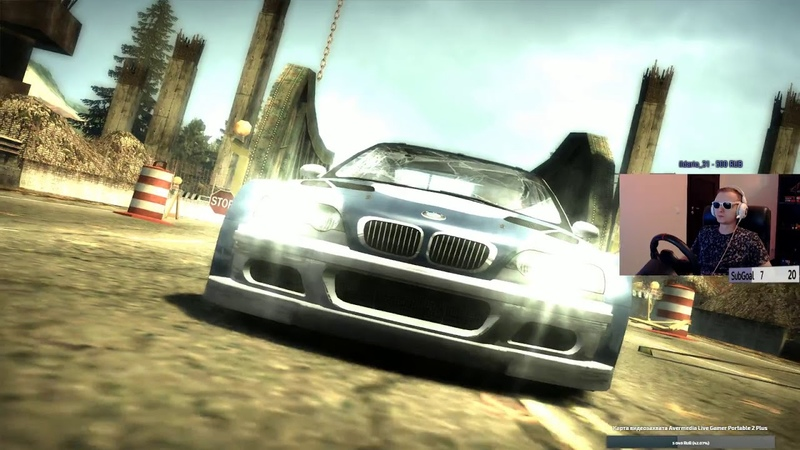 Финал NFS Most Wanted / Need For Speed Most Wanted