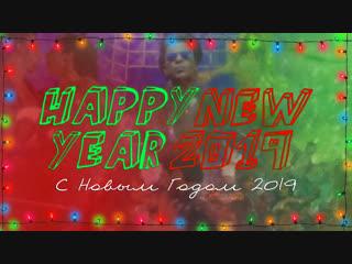 Happy New Year 2019   Bollywood   Author 'STONEEYE'