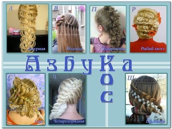 Обыкновенная коса из трех