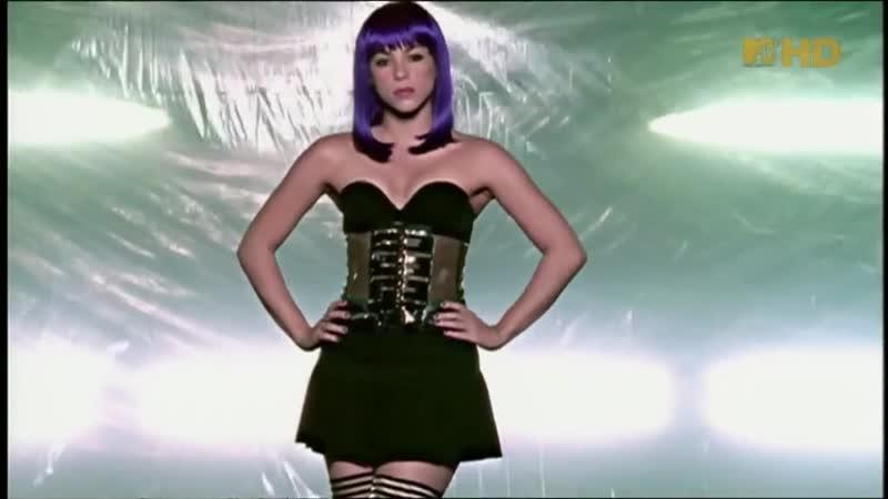 Shakira - Las De La Intuicion (HD 720p)