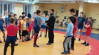Греко-Римская Борьба - Центр Спортивной Борьбы - НОВОСИБИРСК (Ковтонюк Алексей)