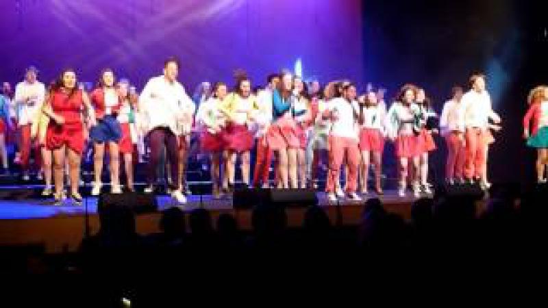 Sing (Pentatonix) Glee Term 13