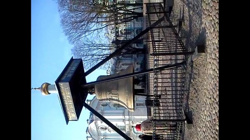 колокол в смольнинском храме