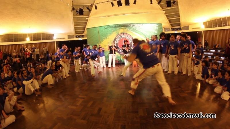 Capoeira Muzenza LONDON RODA Festival
