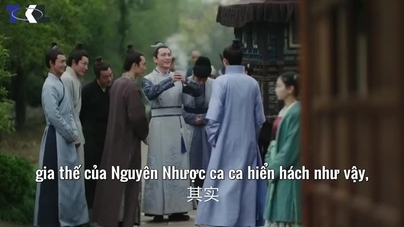 Minh Lan Truyện - Tập 12 FULL - Phim Cổ Trang Trung Quốc 2019 - Triệu Lệ Dĩnh, Phùng Thiệu Phong
