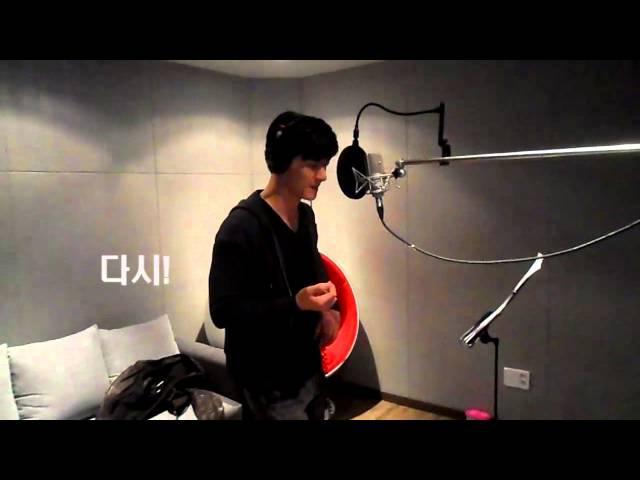 [MUSICAL]뮤지컬 배우 윤형렬 '나쁜 녀석들' OST 'Part1' 레코딩 현장 최초공개!(Yoon Hyung Ryul Drama 'Bad Guys
