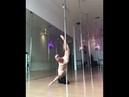 Pole Dance. Natasha Wang1