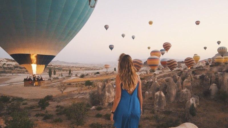 Turkey.Home - The Beauty of Cappadocia
