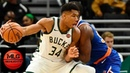 Milwaukee Bucks vs New York Knicks Full Game Highlights 10 22 2018 NBA Season
