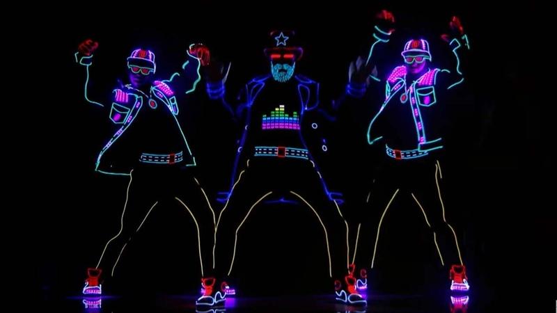 Light Balance Legendado PT BR Got Talent Grupo de dança recebe o Golden Buzzer de Tyra