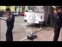 Видео с места смертельного наезда троллейбуса на людей в Орле