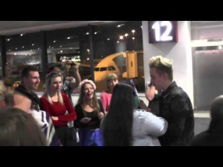 JEDWARD WELCOME TO PERTH, AUSTRALIA