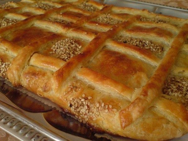 """""""Румынский пирог с мясом"""""""