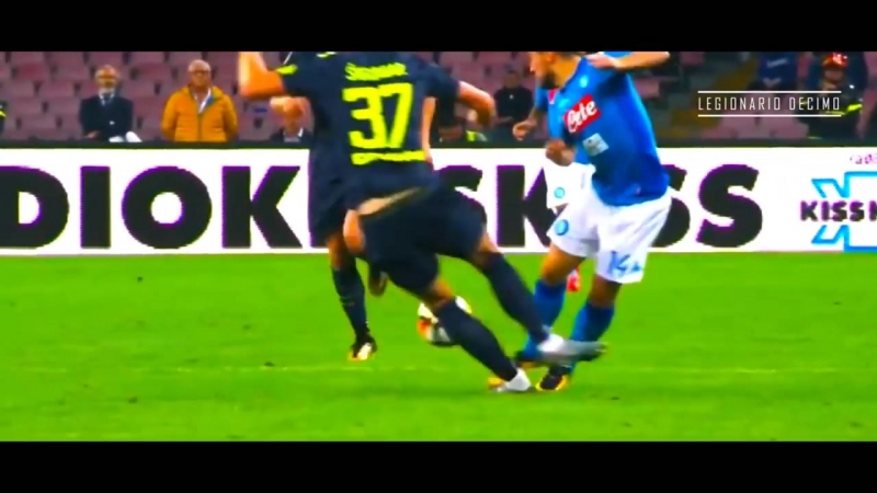 I Migliori Dribbling in SERIE A 2018 - Football Skills 2017_2018