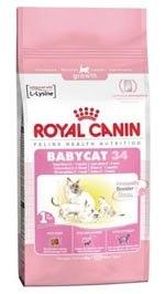 Royal Canine BabyCat 34