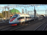 Электропоезд ЭВС1-07 «Сапсан»