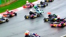 Kids from age 8 in Great Kart Race show F1 how to do it Super 1 Karting 2018: Rd 1, IAME Cadet