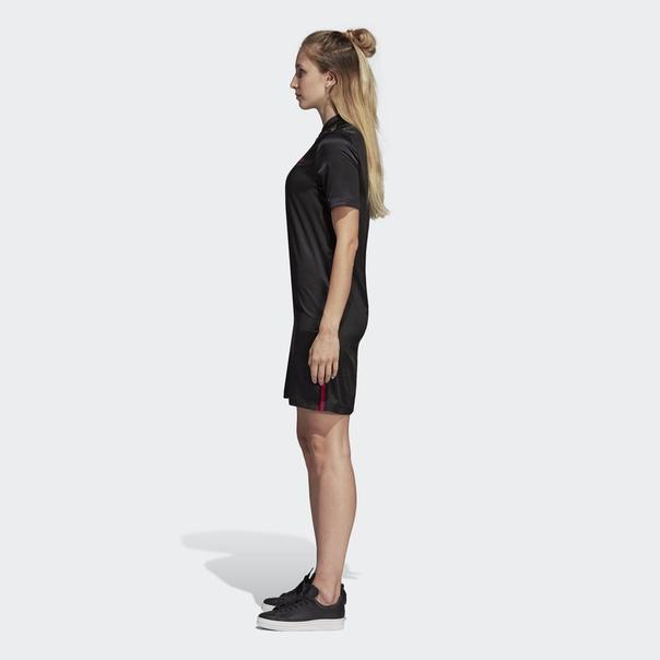 Платье-футболка LEOFLAGE