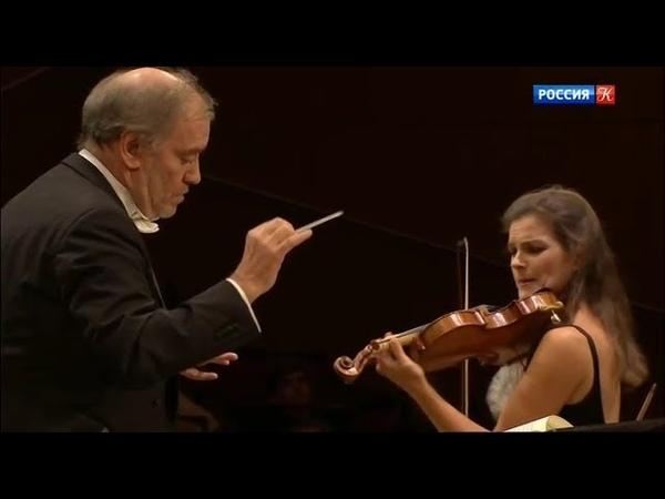 Janine Jansen - Brahms Violin Concerto in D major Op.77 (Munchner Philharmoniker, 2015)