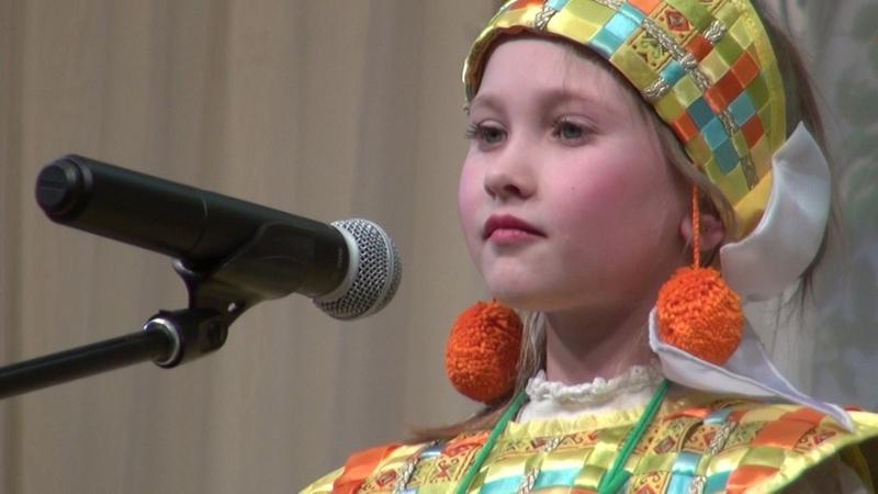 Фольклорный фестиваль конкурс Храни себя, Россия, СПб 16 04 2017