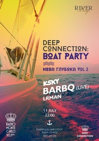 Deep Connection. Boat Party Vol2