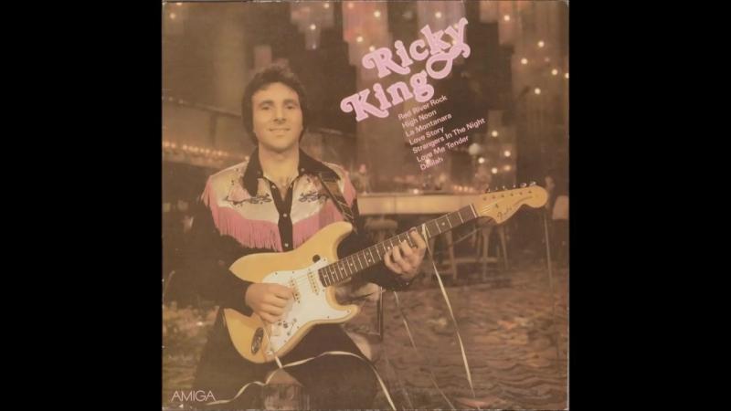 Ricky King - Red River Rock (Guitar) (Gitarre) (AMIGA) (CBS)