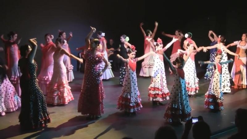 Flamenco Dance Tarde Andaluza смотреть онлайн без регистрации