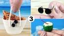 3 Coisas de Praia que toda Boneca Barbie amaria ter by Grendene Kids