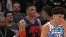 Russell Westbrook Tells De'Aaron Fox: I'm Too Fast