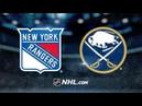 New York Rangers vs Buffalo Sabres Feb 15 2019 Game Highlights NHL 2018 19 Обзор