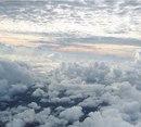 — А где-то там за облаками, они все так же улыбаются для нас.