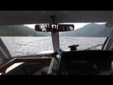 Прогулка на катере по Телецкому озеру. Республика Алтай (июнь 2017). Часть 2
