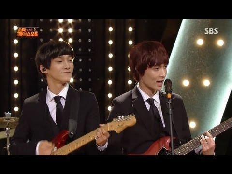 엑소(EXO), 비틀즈 All My Loving 완벽@스타 페이스오프 130920