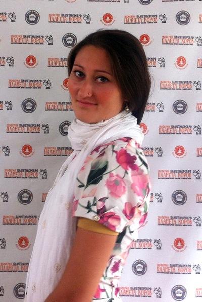 Алия Нагаева