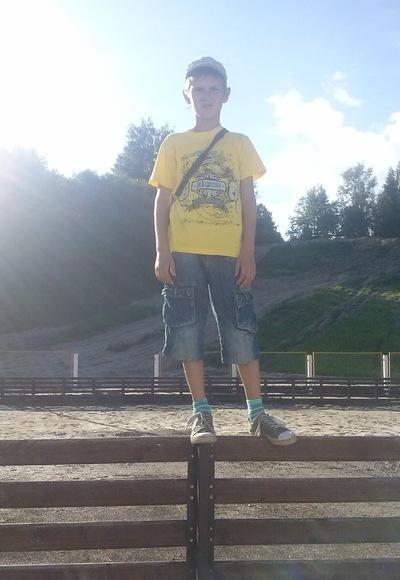 Антон Зуев, 27 ноября , Витебск, id109876656