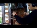 Обучение звонарей при Борисо - Глебской Церкви в г. Яровое, Алтайский край