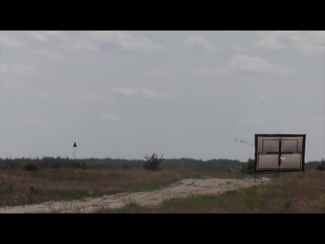 Випробування ПТРК «Скіф» - КБ Луч