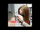 Рабочие моменты BARBERSHOP163 мужская парикмахерская Тольятти