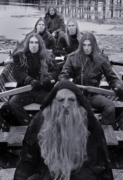 Kalmah - финская англоязычная группа, играющая Melodic Death Metal. . Сам