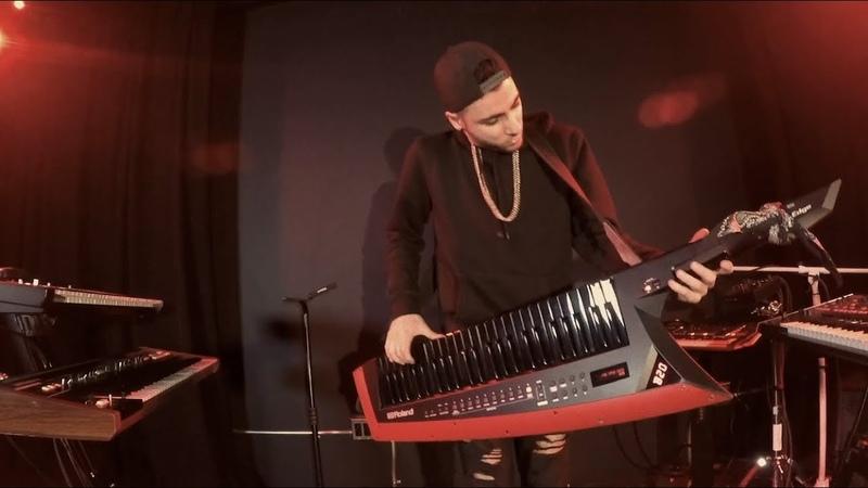 Aint No Funk - Sergio Selim (Roland AX-Edge)