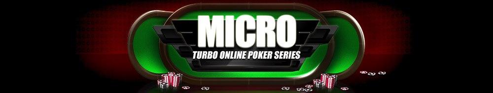Micro Turbo Online Poker Series MTOPS