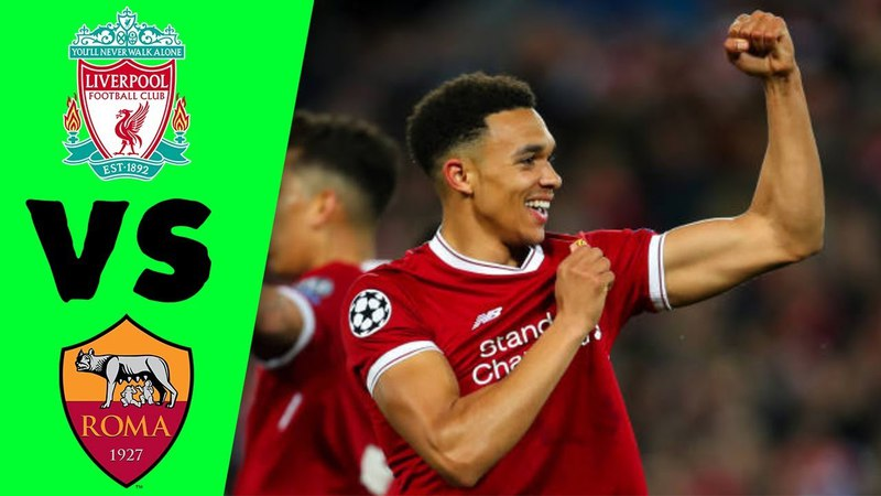 Liverpool vs AS Roma ● All Goals Highlights HD ● 24 April 2018 - Champions League