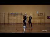 Dance traning