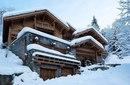 Очень уютный дом в лесу