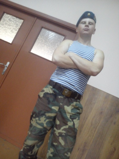 Сергей Вавилов, 19 июня 1994, Заславль, id137734333