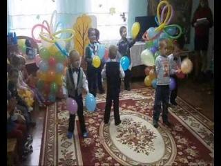 Танец мишек в детском саду