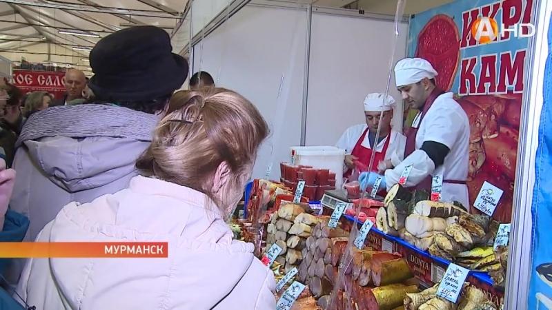 Мурманчан радует Заполярная осень / Сюжет Арктик-ТВ