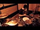 Dossa Feat Deliman Rock A Dub Drum Cover by Dom Mayerhofer