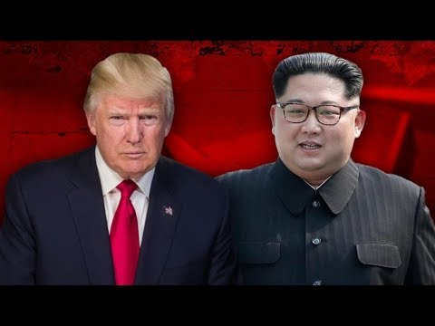 FNN: President Trump Meets Kim Jong Un - North Korea Summit In Singapore